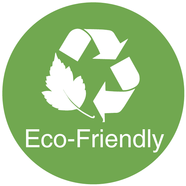 eco - friendly and recycle