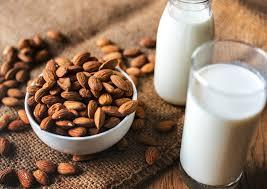 almond milk non dairy milk